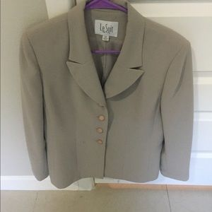 Set of blazer and blazer size 8P